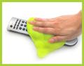 Premi CyberClean sul prodotto da pulire