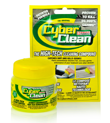 cyberclean packaging